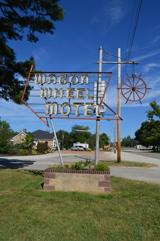 """Wagon Wheel Motel"""